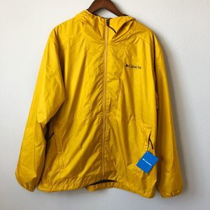 NWT Columbia Forege Valley Windbreaker Large